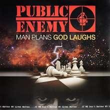 Public Enemy: Man Plans God Laughs, LP