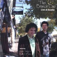 Brunch Duo: Live At Acadia Featuring Jesse Young & Mark Diflor, CD