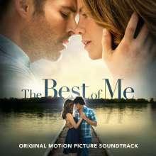 Filmmusik: The Best Of Me, CD