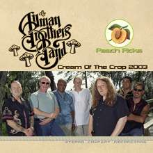 The Allman Brothers Band: Cream Of The Crop 2003, 4 CDs