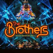 The Allman Brothers Band: The Brothers: March 10, 2020 Madison Square Garden, New York, NY, 4 CDs