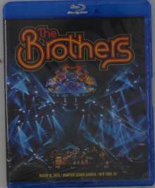 The Allman Brothers Band: The Brothers: March 10, 2020 Madison Square Garden, New York, NY, Blu-ray Disc
