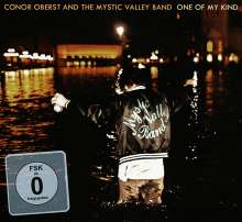 Conor Oberst & The Mystic Valley Band: One Of My Kind (CD + DVD), 1 CD und 1 DVD