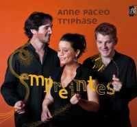 Anne Paceo (geb. 1984): Empreintes, CD