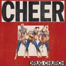 Drug Church: Cheer (Limited-Edition) (Sea Blue Vinyl), LP