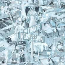 Year Of The Knife: Ultimate Aggression (Limited-Edition) (White/Blue Swirl Vinyl), LP
