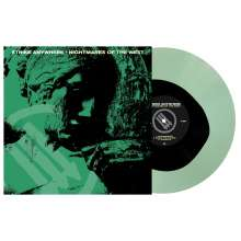 Strike Anywhere: Nightmares Of The West (Limited Edition) (Swamp Green Vinyl), LP