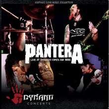 Pantera: Live At Dynamo Open Air 1998, CD