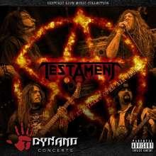 Testament (Metal): Live At Dynamo Open Air 1997, CD