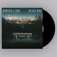 Mumford & Sons: Wilder Mind (180g), LP