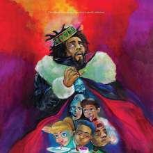 J. Cole: Kod (Explicit), CD
