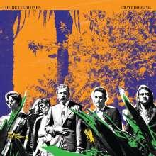 The Buttertones: Gravedigging, CD