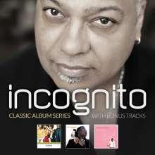 Incognito: Classic Album Series, 3 CDs