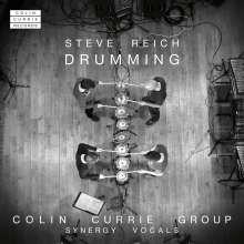 Steve Reich (geb. 1936): Drumming Parts I-IV, CD