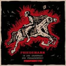Friedemann: In der Gegenwart der Vergangenheit, CD