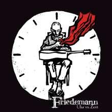 Friedemann: Uhr vs Zeit, LP