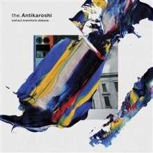 The Antikaroshi: Extract.Transform.Debase. (180g), 1 LP und 1 CD