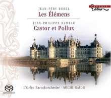 Jean-Fery Rebel (1666-1747): Les Elements, Super Audio CD