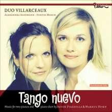 Duo Villarceux - Tango Nuevo, CD