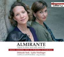 Almirante (Oper in 3 Akten), CD