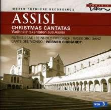 Weihnachtskantaten aus Assisi, CD