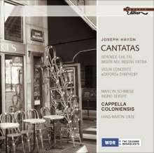 Joseph Haydn (1732-1809): Kantaten, CD