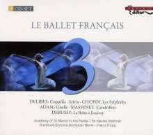 Le Ballet Francais, 3 CDs