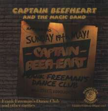 Captain Beefheart: Frank Freeman's Dance Club (180g) (Limited Numbered Edition), LP