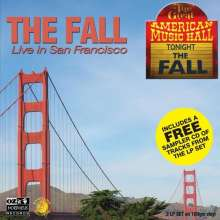The Fall: Live In San Francisco (180g) (Limited Numbered Edition) (Colored Vinyl), 2 LPs