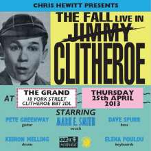 The Fall: Live In Clitheroe 2013, CD
