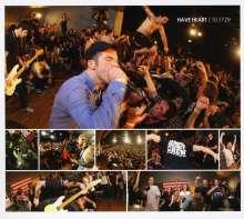 Have Heart: 10.17.09 (CD + DVD), 1 CD und 1 DVD