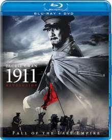 1911: 1911, Blu-ray Disc