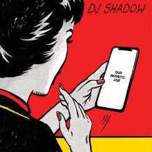 DJ Shadow: Our Pathetic Age, CD