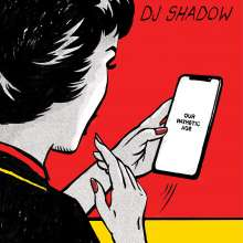 DJ Shadow: Our Pathetic Age, 2 LPs