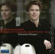 6 Suiten Fur Violoncello Solo, CD