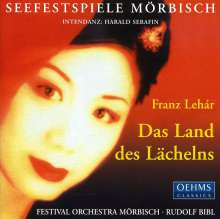 Mörbisch Festival Orchestra: Das Land Des Lachelns: Land Of Smiles, CD