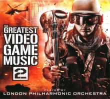 London Philharmonic Orchestra: Filmmusik: The Greatest Video Game Music 2, CD