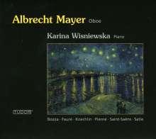 Albrecht Mayer, Oboe, CD