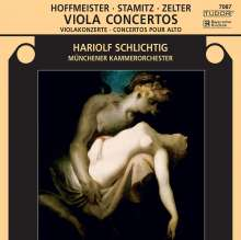Karl Friedrich Zelter (1758-1832): Violakonzert Es-Dur, CD