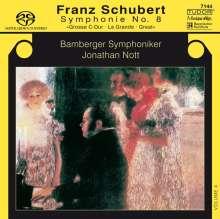 """Franz Schubert (1797-1828): Symphonie Nr.9  C-Dur """"Die Große"""", Super Audio CD"""