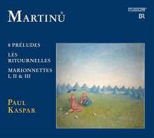 Bohuslav Martinu (1890-1959): Klavierwerke, CD