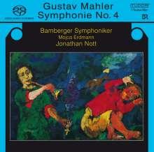 Gustav Mahler (1860-1911): Symphonie Nr.4, Super Audio CD