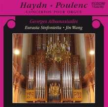 Joseph Haydn (1732-1809): Orgelkonzerte H18 Nr.1,2,8, CD