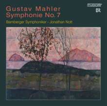 Gustav Mahler (1860-1911): Symphonie Nr.7, Super Audio CD