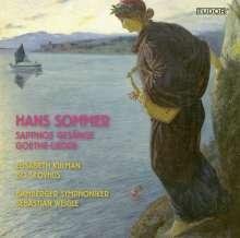 Hans Sommer (1837-1922): Sapphos Gesänge op.6, SACD