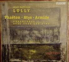 Jean-Baptiste Lully (1632-1687): Orchesterwerke, CD