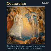 Bamberger Symphoniker - Ouvertüren, SACD