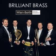 Wien-Berlin Brass Quintett - Brilliant Brass, CD