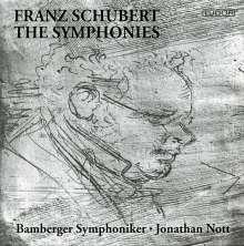 Franz Schubert (1797-1828): Symphonien Nr.1-9, 4 Super Audio CDs