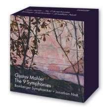 Gustav Mahler (1860-1911): Symphonien Nr.1-9, 12 SACDs